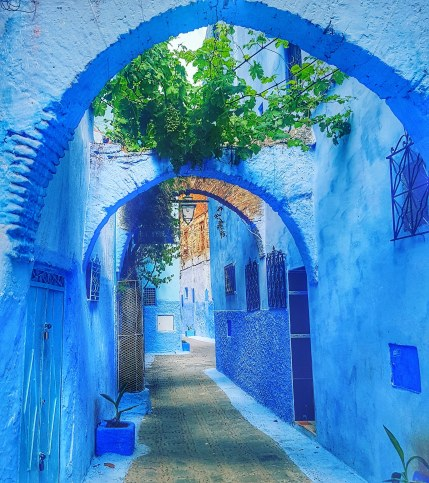 The Blue Pearl - Chefchaouen, Morocco