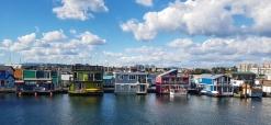 Houseboats at Fisherman's Wharf