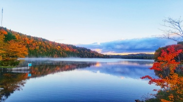 Beautiful Nova Scotia in October